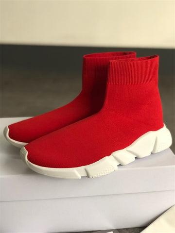 Speedtrainer Fashion Sneakers Rood