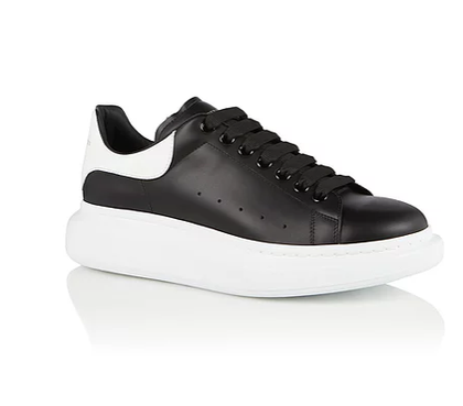 Oversized Alexander Fashion Sneakers Zwart