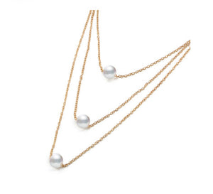 "Collier ""Pearls"""