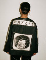 ACCONCI JACKET - GUNMETAL