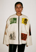 ACCONCI JACKET - RAW CANVAS