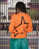 "SPRAY LOGO LONG SLEEVE ""BENGAL"""