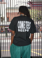 DEEPER THEN THE DEEPEST XEROX SHIRT