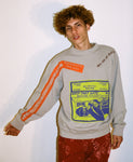 COME TEES X ECKHAUS LATTA SWEATSHIRT