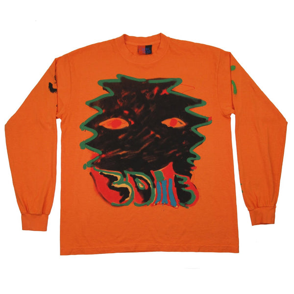 "ORACLE LONG SLEEVE ""SATSUMA"""