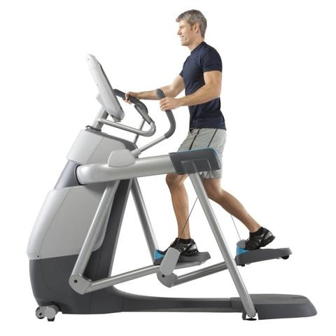 Precor Elliptical AMT 835 Open Stride: Certified Refurbished (12-month Warranty)