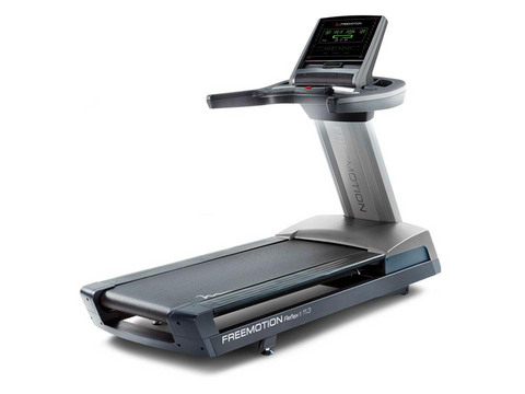 Freemotion 11.3 Reflex Treadmill: Commercial Grade for Gym or Home