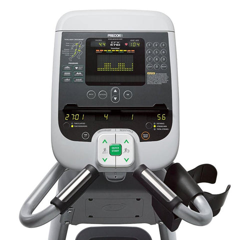 Precor Elliptical 576i EFX: Basic - Certified Refurbished (6-Month Warranty)