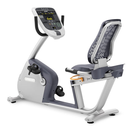 Precor 835 Recumbent Exercise Bike: Commercial Grade for Gym or Home