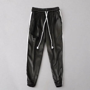 Side Stripe Drawstring Joggers