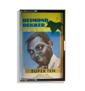 Desmond Dekker ‎– Super Ten