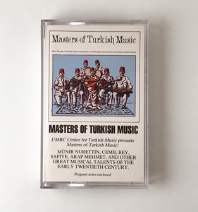 Various - Masters of Turkish Music