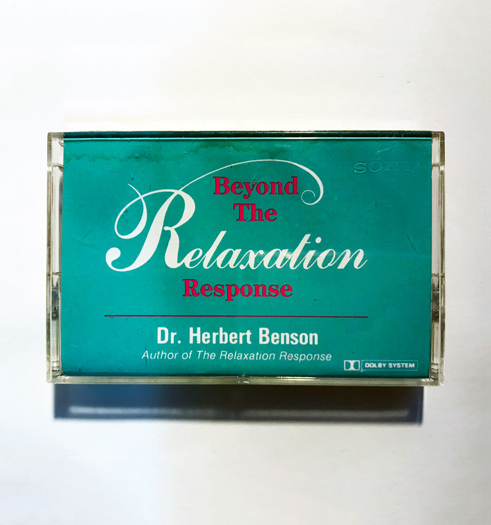 Dr. Herbert Benson - Beyond the Relaxation Response