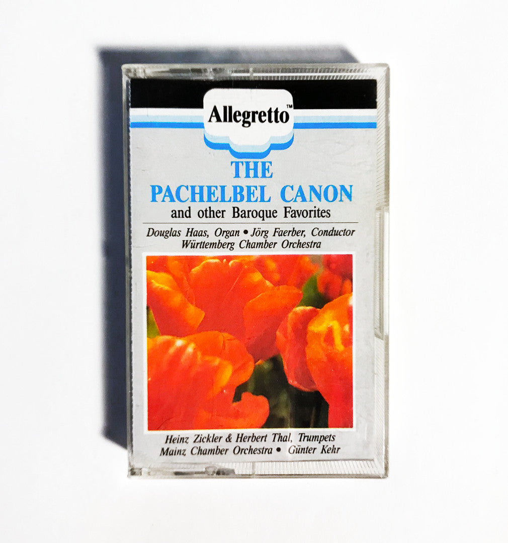 The Pachelbel Canon and other Baroque Favorites