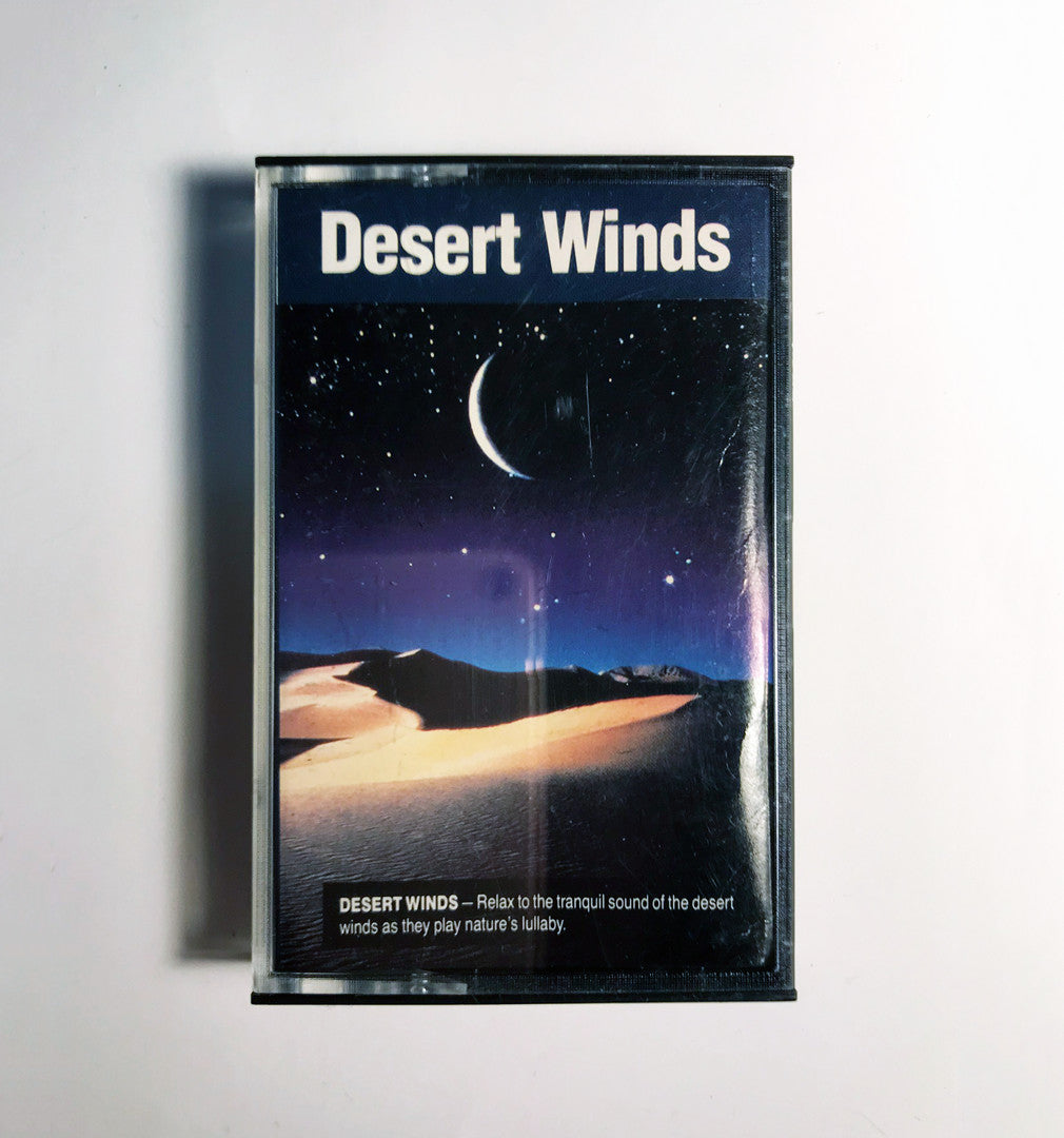 Relax with...Desert Winds