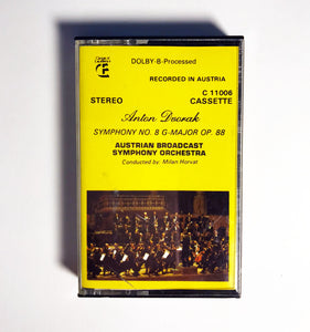 Antonín Dvořák - Symphony No. 8 G-Major Op. 99 - Austrian Broadcast Symphony Orchestra - Conducted by Milan Horvat