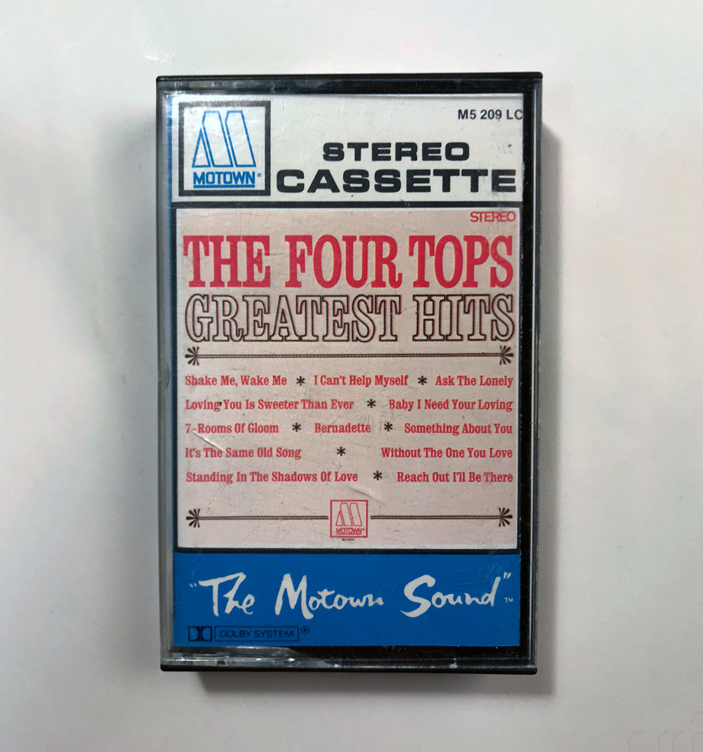 The Four Tops - Greates Hits