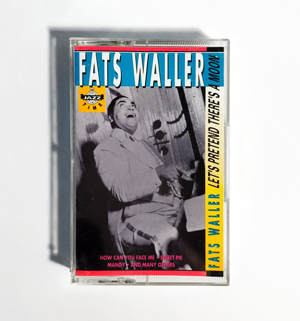 Fat's Waller - Let's Pretend There's a Moon