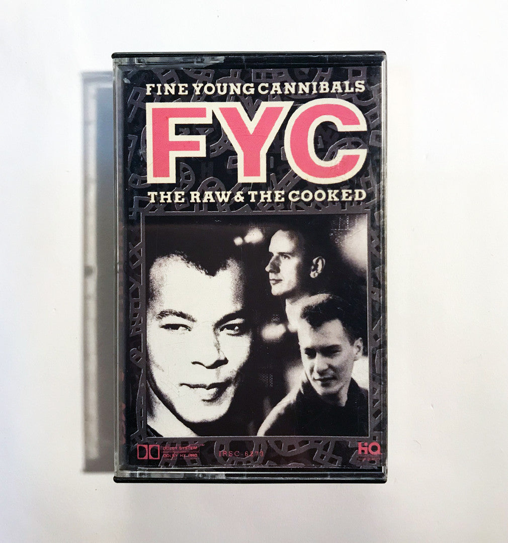 Fine Young Cannibals - The Raw & The Cooked
