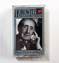 Load image into Gallery viewer, Horowitz - The Last Recording - Chopin - Haydn - Liszt - Wagner
