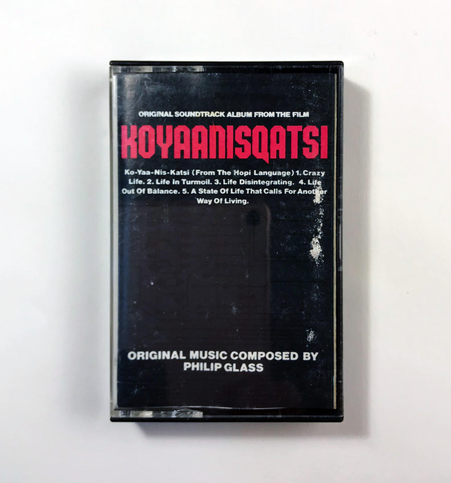 Koyaanisqatsi - Original Soundtrack Album from the Film