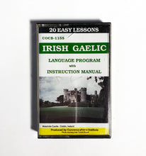 Load image into Gallery viewer, Irish Gaelic - Language Program - 20 Easy Lessons