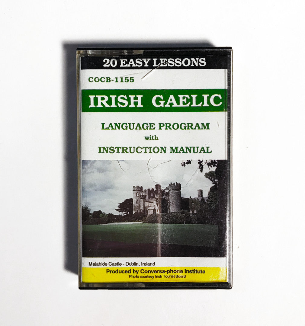 Irish Gaelic - Language Program - 20 Easy Lessons