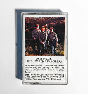 The Low Gap Ramblers - Reason Why I'm Leaving