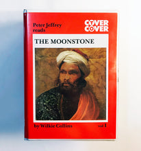 Load image into Gallery viewer, Wilkie Collins - The Moonstone - Read by Peter Jeffrey - Vol. 1 - 5 Cassette Set