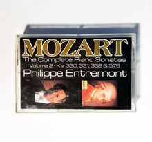 Load image into Gallery viewer, Mozart - The Complete Sonatas - Volume 2 - Philippe Entremont