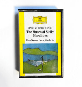 Hans Werner Henze - The Muses of Sicily - Moralities