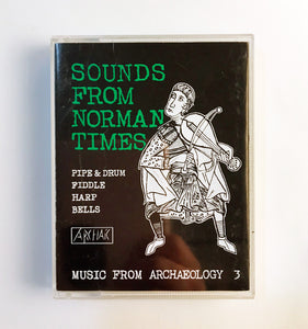 Music from Archaeology 3 - Sounds from Norman Times - Pipe & Drum - Fiddle - Harp - Bells