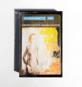 Édith Piaf - Golden Cassette
