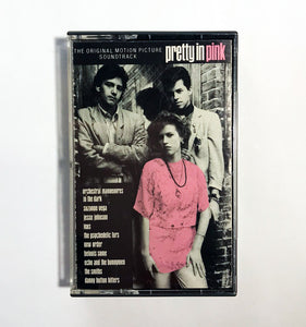 Pretty in Pink - The Original Motion Picture Soundtrack