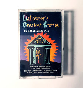 Edgar Allan Poe, Robert J. Walsh ‎- Halloween's Greatest Stories