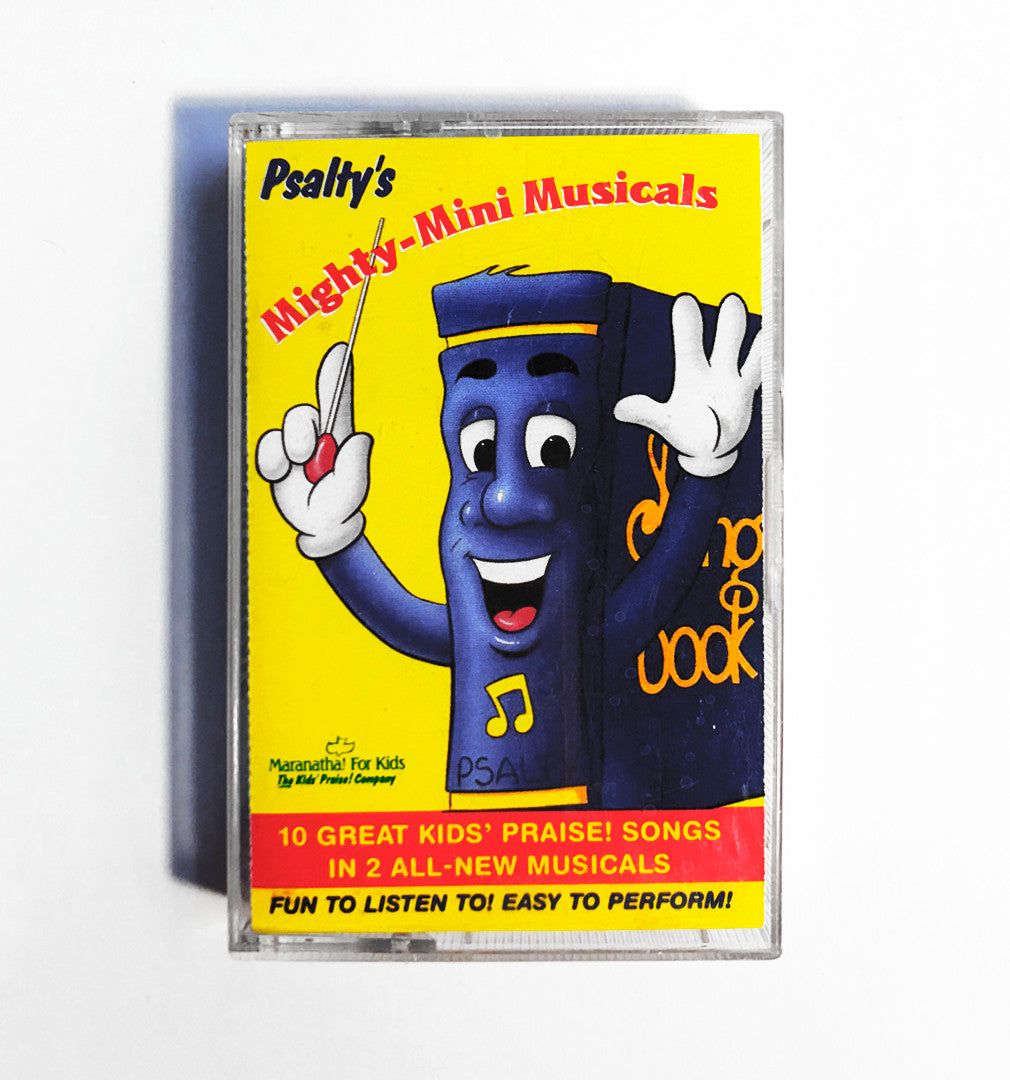 Psalty's Mighty-Mini Musicals