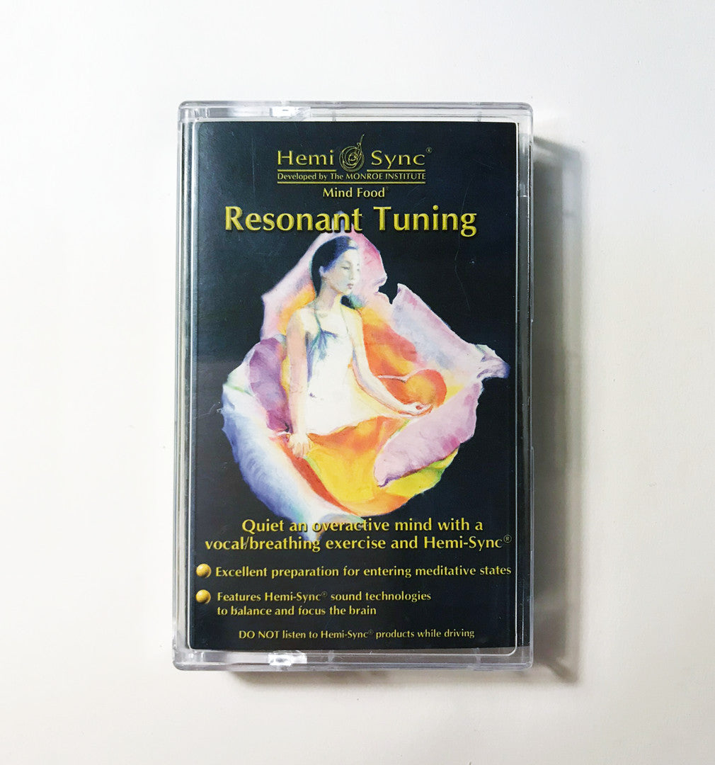 Resonant Tuning - A Guided Meditation Album from Hemi-Sync