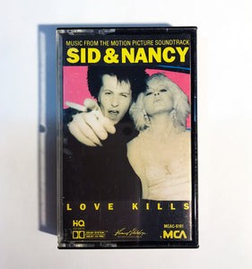 Sid and Nancy: Love Kills (Music from the Motion Picture Soundtrack)