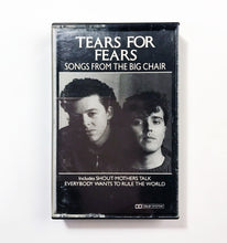 Load image into Gallery viewer, Tears for Fears - Songs from the Big Chair