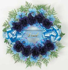 Father's Day Cemetery Wreath