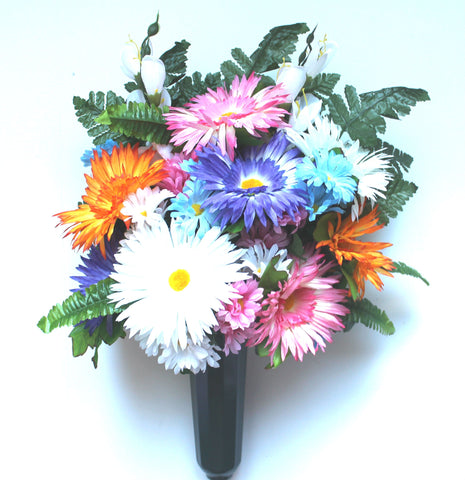GSF's Premium Exclusive -Fugi Mum Mix Forward Face Vase