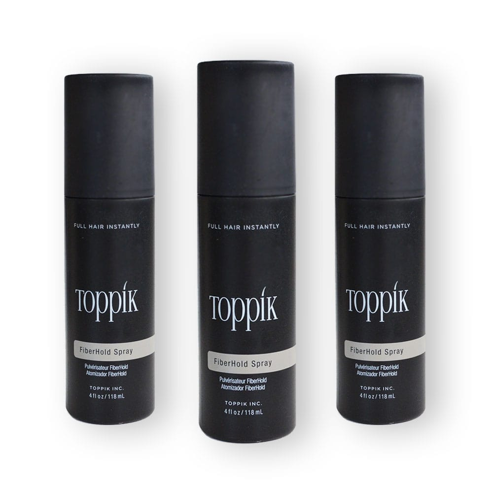 Toppik Fibrehold Spray Triple Pack (3 x 118mL)