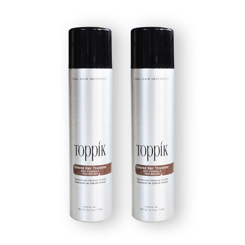 Toppik Hair Thickener Twin Pack