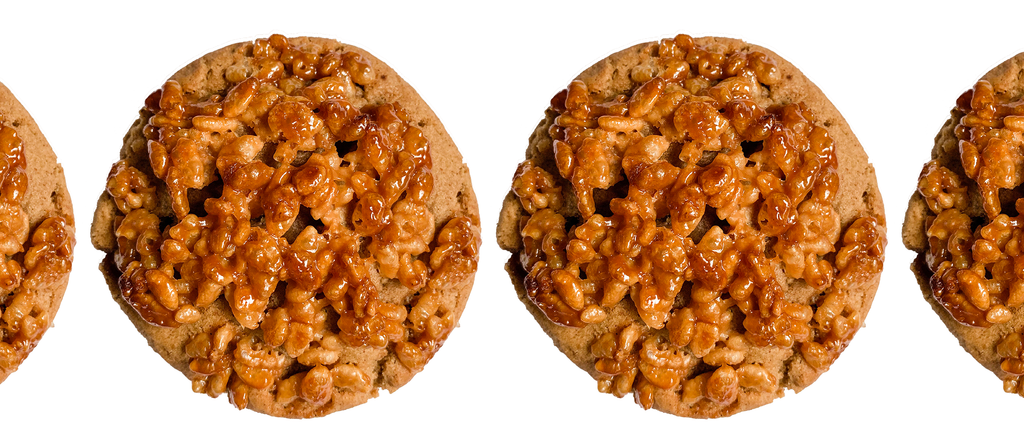 strictly cookies best cookies shanghai cookie delivery caramel apple crunch fall cookie