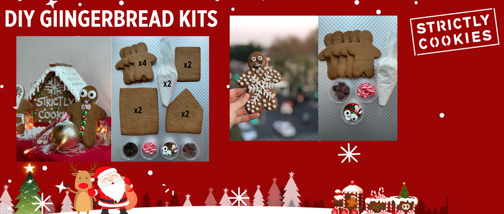 DIY Gingerbread Kits!