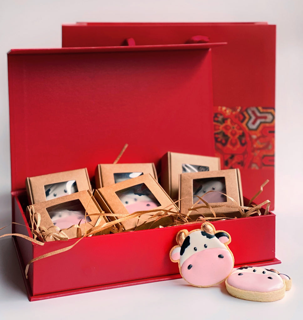 Limited Edition Year of the Ox Gift Set-Pre-Order only