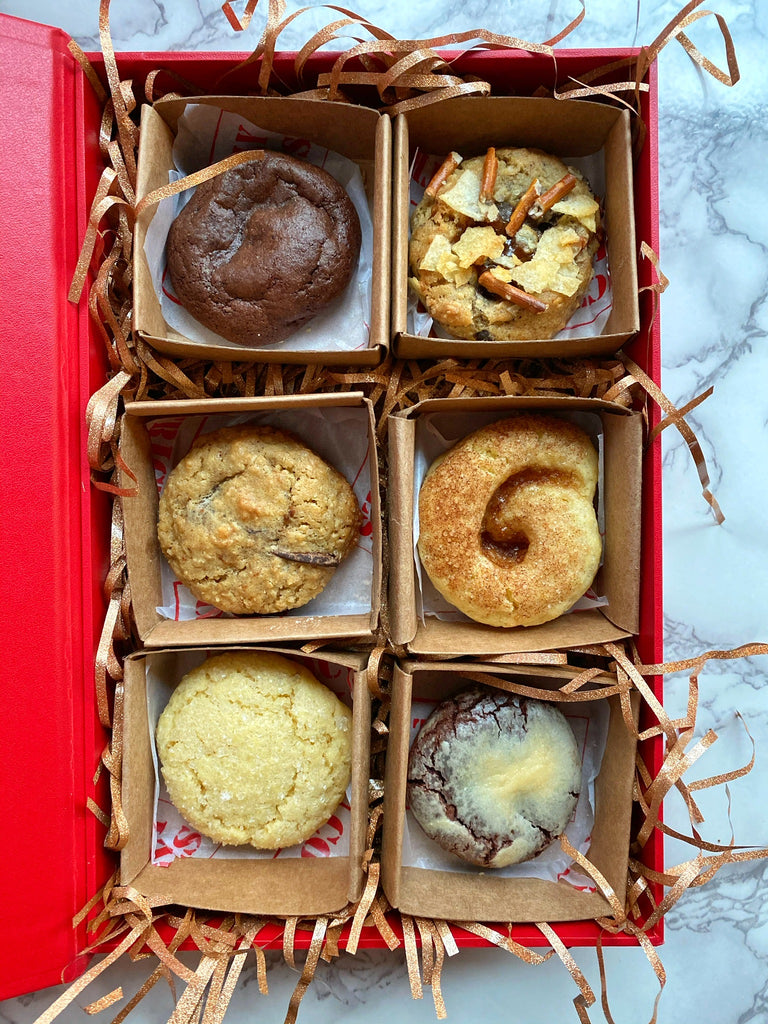 Cookie Gift Box(Top Sellers)