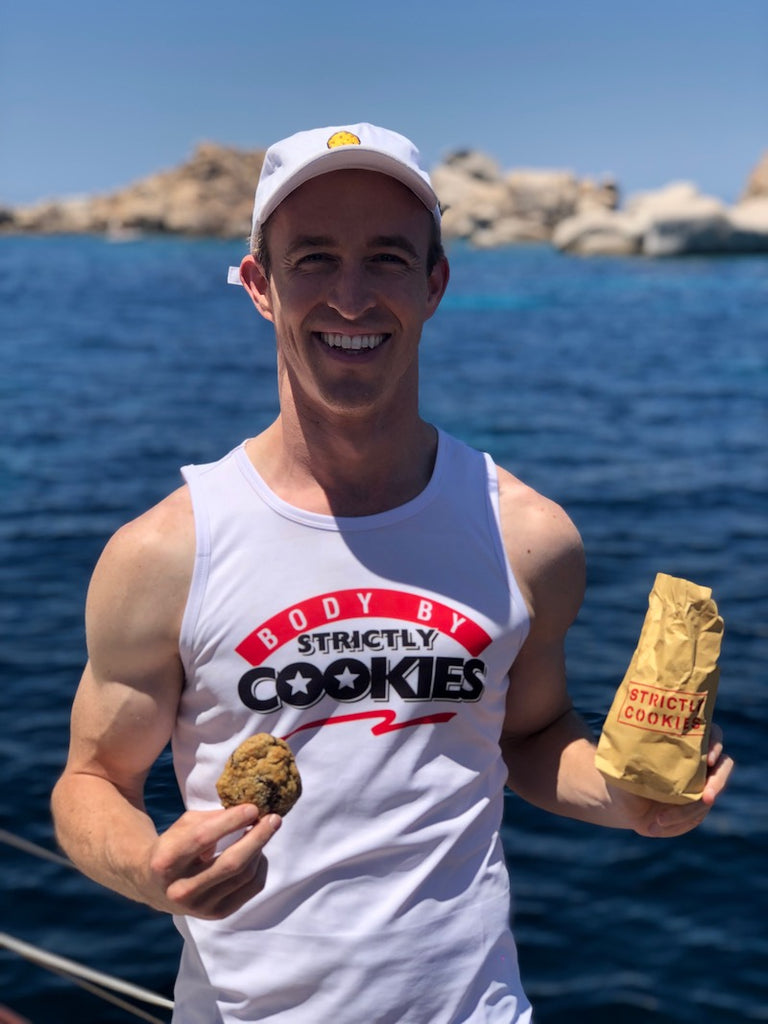 Body by Strictly Cookies Tank Top