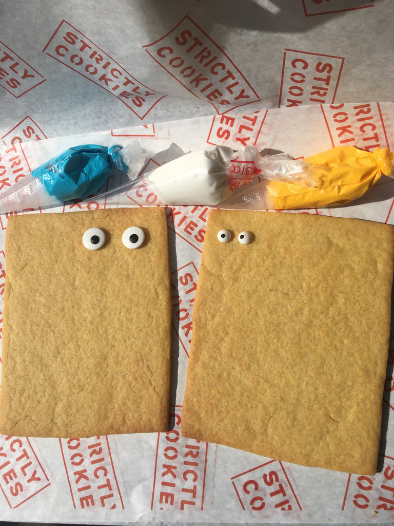 Cookie Canvas Kit
