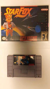 Super Nintendo Boxed